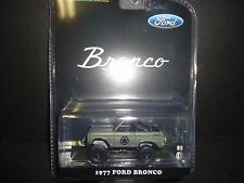 Greenlight Ford Bronco 1977 Military Truck  29842 1/64