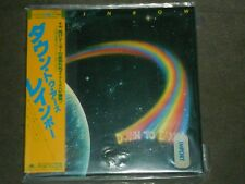 Rainbow Down To Earth Japan Mini LP