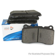 Genuine Allied Nippon Rear Brake Disc Pads Set - ADB01012