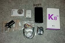 LG K8 LTE 8GB INDIGO BLACK MOBILE PHONE PAY AS YOU GO FROM EE