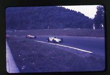 Mario Andretti #1 / AJ Foyt #14 - 1967 USAC Mosport - Orig 35mm Race Slide