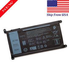 42Wh 51KD7 Battery For Chromebook 11 3180 3189 Laptop 0Y07HK Y07HK FY8XM