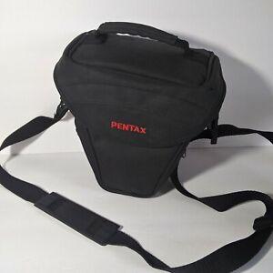 Pentax Shoulder Camera Bag -Hip Waist Carry - Canon - Kodak - Sony - Padded