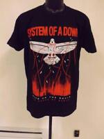NEW System of a Down Wake up the Soul Adult SIZE S-M-2XL-3XL Band T-Shirt