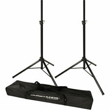 Ultimate Support JS-TS50-2 Pair of Tripod Speaker Stands With Carry Bag