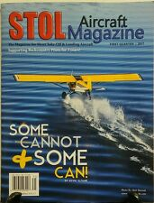 Stol Aircraft Magazine First Quarter 2017 Some Cannot Some Can FREE SHIPPING sb