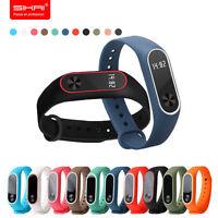 Für XIAOMI MI Band 2  Silicon Handschlaufe Armband Armband Ersatz GOOD