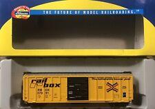 ATHEARN #92915 50' BOX CAR RAILBOX HO SCALE NEW