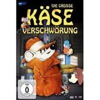 DIE GROSSE KÄSEVERSCHWÖRUNG DVD ZEICHENTRICK NEU