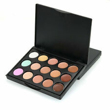 15 Shades Colour Concealer Contour Makeup Palette Kit Make Up Set