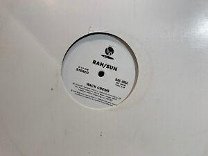 """RAH/SUN What? 12"""" LP Record Album Vinyl"""