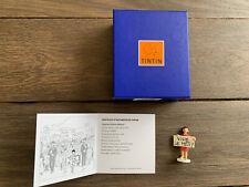 Moulinsart Pixi Tintin - Enfant Tibétain Vive Yeti - Carte De Vœux - Neuf