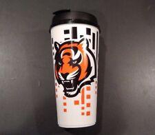 NFL Cincinnati Bengals 32 oz Plastic Travel Tumbler Cups