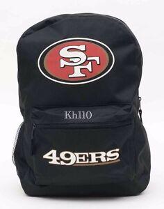 NFL San Francisco 49ers Sport Backpack