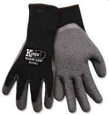 Kinco® Warm Grip Knit Gloves Thermal EXTRA LARGE # 1790 XL