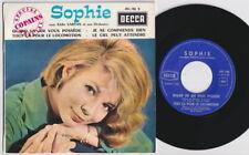 SOPHIE * 1963 YéYé Girl MOD POPCORN NORTHERN SOUL EP * Listen!