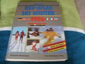 DSV - Atlas Ski Winter 1986 Großformat neu