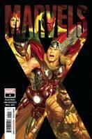 MARVELS X #4 MARVEL COMICS