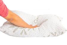 Luxury Bamboo Fiber Memory Foam bamboo Pillow Fabric 54cmx36cm standard size