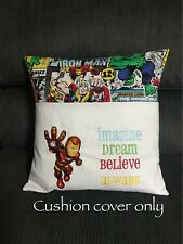 Childrens Cushion Reading Book iPad Pocket Cushion Cover Easter Birthday Gift