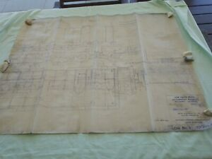 NSW Railways Beyer-Garratt Locomotive Plans