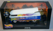 Hot Wheels 1/18 DieCast Model  CUSTOMIZED VW VolksWagen DRAG BUS  -