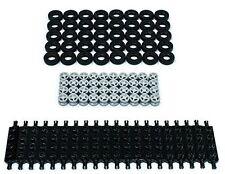 ☀️NEW LEGO Tire, Wheel and Long Axles Bulk Lot - 100 Pieces Total LEGOS TIRES