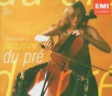 Jacqueline Du Pre - The Very Best Of Jacqueli (NEW 3CD)