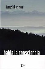 Habla la consciencia. NUEVO. Nacional URGENTE/Internac. económico. RELIGION