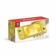 Nintendo Switch Lite Yellow Brand New with Free Shipping in Canada