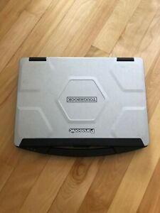 Panasonic Toughbook CF-54 i5-5300 8GB NO HDD Caddy/HDD/Battery/Charger 10690H #3