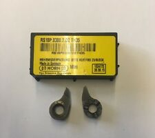 x2 PH Horn RS18P.0300.2.D2 TH35 Carbide Groove Inserts Made in Germany
