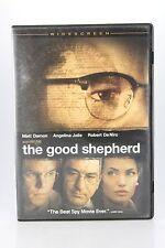 """THE GOOD SHEPHERD "" WIDESCREEN MATT DAMON, ANGELINA JOLIE, ROBERT DENIRO"