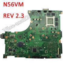 For ASUS N56V N56VM Motherboard REV 2.3 GT630M 2GB DDR3 N13P-GL-A1 100% Tested