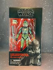 2016 Star Wars Black Series 6 inch Clone Commander Gree C-8/9