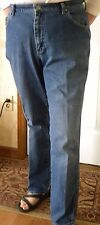 Ladies Lee Riders Jeans Size 14 M With 5 Pockets