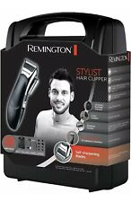 Remington Stylist Hair Clippers Cordless 8 Comb Lengths & Detail Trimmer Set 💈✅