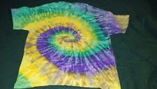 New The Dye. Large Multi-Color,  100% Cotton, T-Shirt