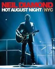 Neil Diamond: Hot August Night/NYC (DVD, 2014)