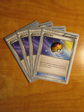 4x NM Lamberton WC-2013 Pokemon LEVEL BALL Card NEXT DESTINIES Set 89/99 Trainer