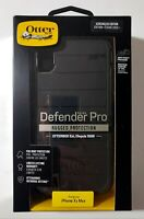 AUTHENTIC OtterBox  Defender Series Pro Case for Apple iPhone Xs MAX ONLY BLACK