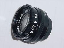 Nikon 50mm F/2.8 EL-NIKKOR Enlarger Lens **_ mint Condition