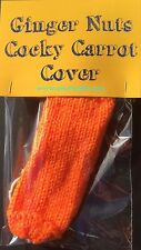 Ginger Nuts Knitted Willy Warmer ~ Adult Rude Novelty Gift