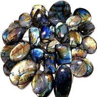100%Natural Multi Labradorite Top Quality Lot Wholesale Price Loose Gemstone