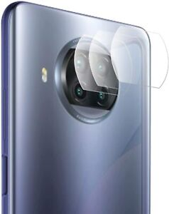 (2 Pack) For Xiaomi Mi 10T Lite 5G Camera Lens Tempered Glass Protector