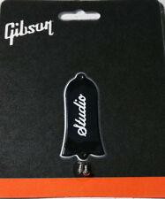 GIBSON Les Paul Studio Truss Rod Cover w/Screws Authentic - Free U.S.A. Ship
