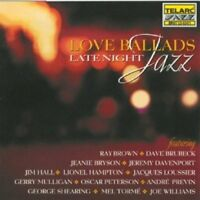 Love Ballads: Late Night Jazz [CD]