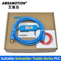 TSXPCX1031 (TSXPCX1031-C) For Schneider Twido/Neza Series PLC Programming Cable