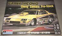Monogram Frank Iaconio Chevy Camaro Pro Stock 1:24 scale model kit 4483