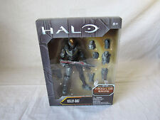 "Halo Crawler Snipe BAF Series Kelly-087 Mattel 6"" Action Figure New NIB"